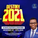 Agape Destiny 2021