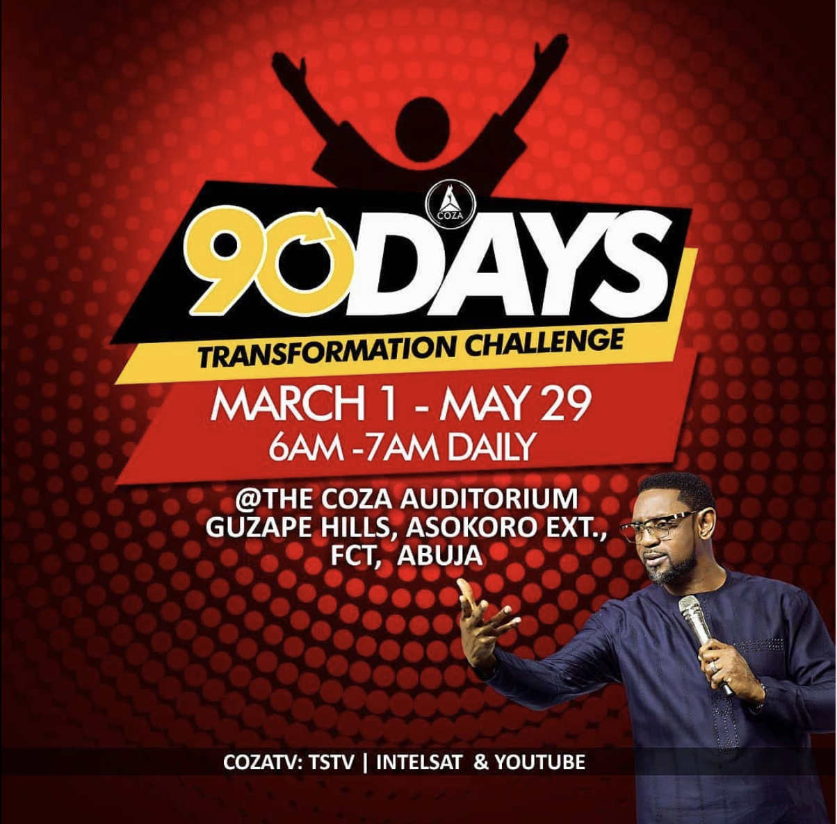 COZA 90 Days Challenge
