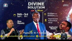 DEEPER LIFE DIVINE SOLUTION FOR ALL GLOBAL CRUSADE